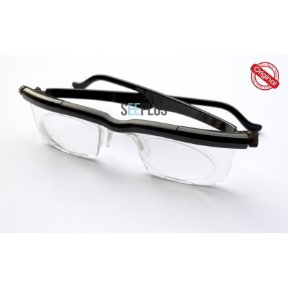 SEEPLUS Dual Lens Adjustable Eyeglasses Clarity Series